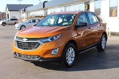 2018_Chevrolet_Equinox_LS_ Fort Wayne Auburn and Kendallville IN