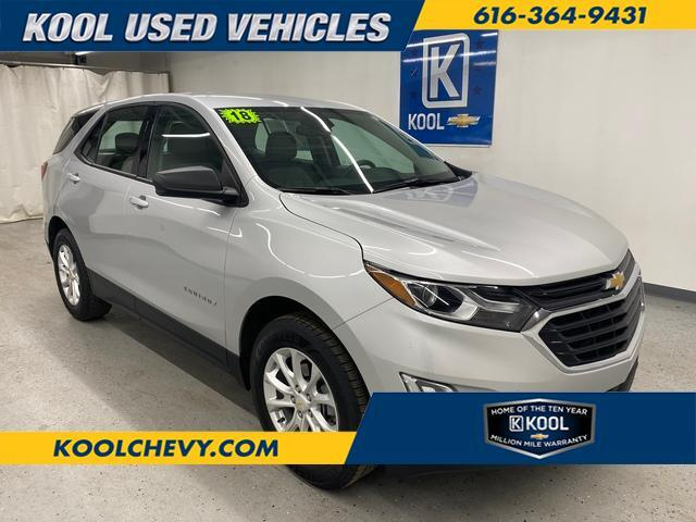 2018 Chevrolet Equinox LS Grand Rapids MI