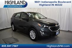 2018_Chevrolet_Equinox_LS_ Highland IN