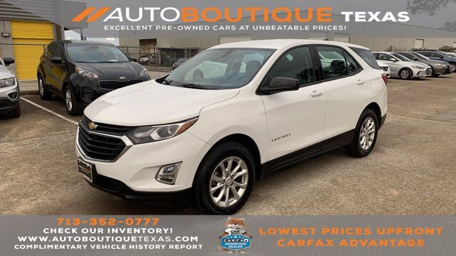 2018 Chevrolet Equinox LS Houston TX