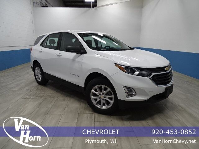 2018 Chevrolet Equinox LS Plymouth WI