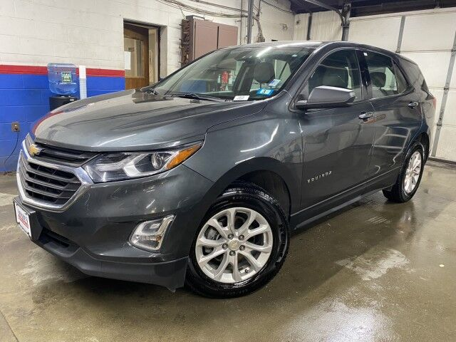 2018 Chevrolet Equinox LS Worcester MA