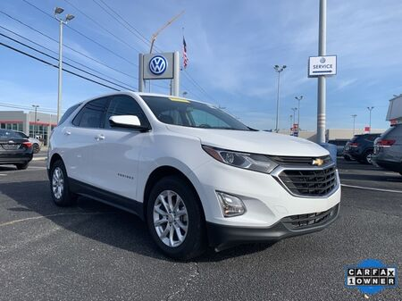 2018_Chevrolet_Equinox_LT ** CLEAN CARFAX ONE OWNER ** 32 MPG ** LOW MILES *_ Salisbury MD