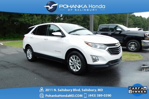 2018_Chevrolet_Equinox_LT ** REAR VIEW CAMERA ** ONE OWNER **_ Salisbury MD