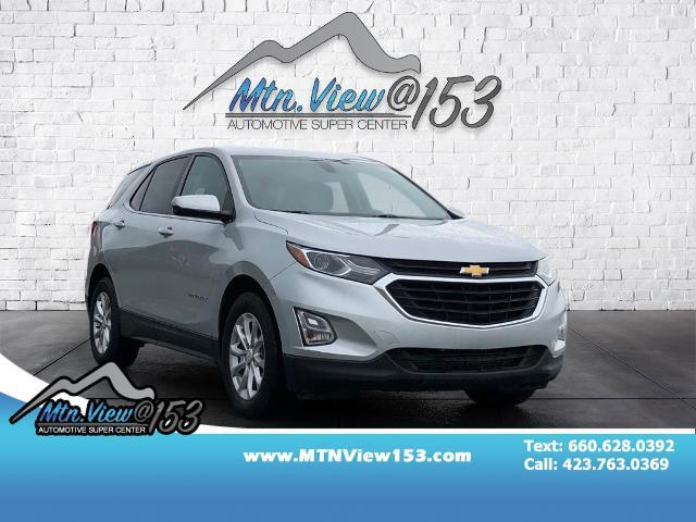 Used 2018 Chevrolet Equinox Lt 1lt In Chattanooga Tn