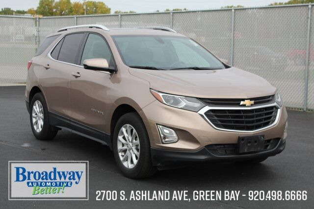 2018 Chevrolet Equinox LT 1LT Green Bay WI
