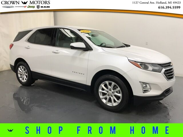 2018 Chevrolet Equinox LT 1LT Holland MI
