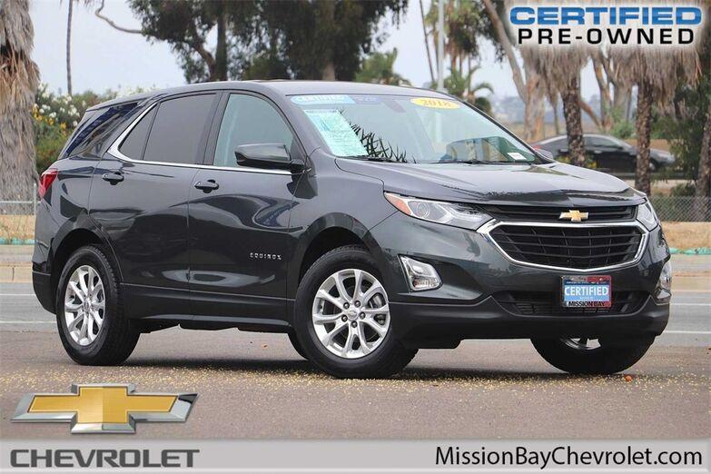2018 Chevrolet Equinox LT 1LT San Diego CA