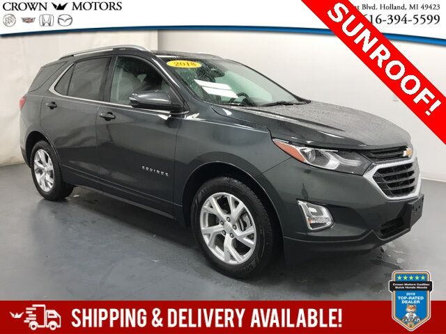 2018 Chevrolet Equinox LT 2LT Holland MI