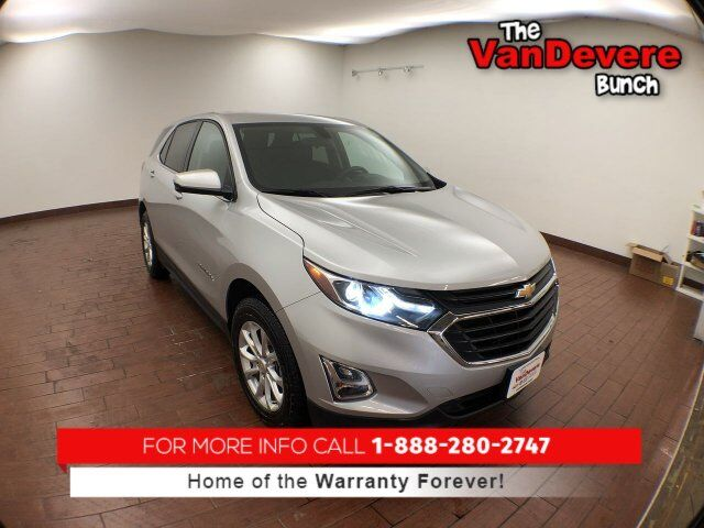2018 Chevrolet Equinox LT Akron OH