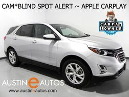 2018_Chevrolet_Equinox LT_*BLIND SPOT ALERT, BACKUP-CAMERA, TOUCH SCREEN, REAR PARK ASSIST, HEATED SEATS, POWER LIFTGATE, REMOTE START, BLUETOOTH, APPLE CARPLAY_ Round Rock TX