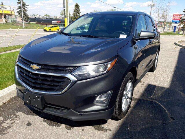 2018 Chevrolet Equinox LT Calgary AB