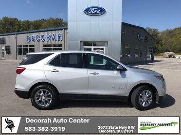 2018_Chevrolet_Equinox_LT_ Decorah IA