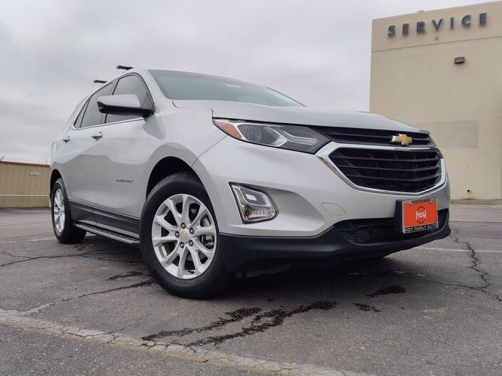 2018 Chevrolet Equinox LT El Paso TX