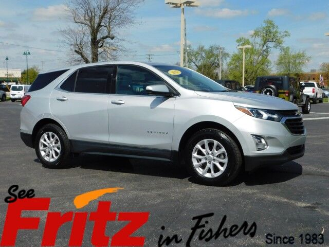 2018 Chevrolet Equinox LT Fishers IN