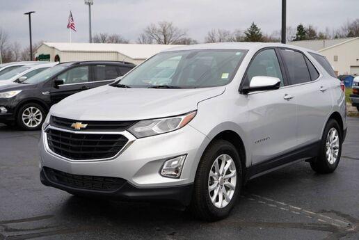 2018 Chevrolet Equinox LT Fort Wayne Auburn and Kendallville IN