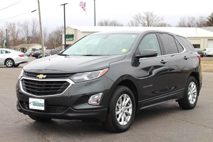 2018 Chevrolet Equinox LT Fort Wayne Auburn and Kendallville IN