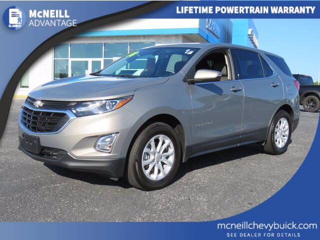2018 Chevrolet Equinox LT High Point NC