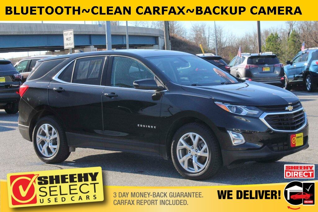 2018 Chevrolet Equinox LT Suitland MD
