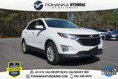 2018 Chevrolet Equinox LT **ONE OWNER**