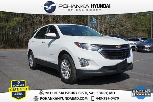 2018_Chevrolet_Equinox_LT **ONE OWNER**_ Salisbury MD