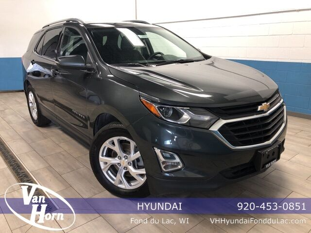 2018 Chevrolet Equinox LT Plymouth WI