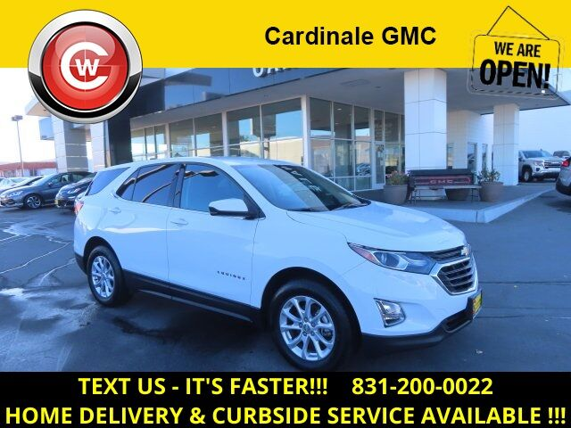 2018 Chevrolet Equinox LT Seaside CA