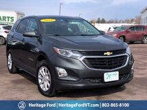 2018 Chevrolet Equinox LT South Burlington VT