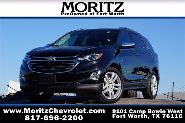 2018 Chevrolet Equinox Premier Fort Worth TX