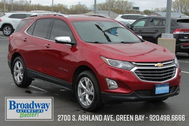 2018 Chevrolet Equinox Premier Green Bay WI