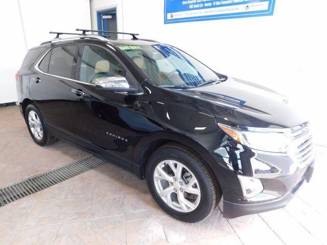 2018 Chevrolet Equinox Premier LEATHER NAVI SUNROOF *DIESEL* Listowel ON