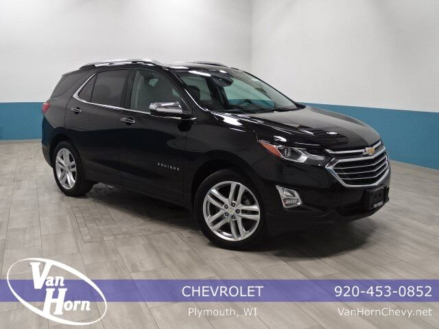 2018 Chevrolet Equinox Premier Plymouth WI