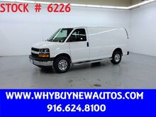 2018_Chevrolet_Express 2500_~ Only 14K Miles!_ Rocklin CA