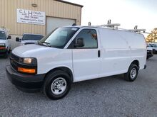 2018_Chevrolet_Express 2500 Cargo Van w/ Ladder Rack & Bins 6.0L__ Ashland VA