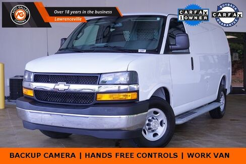 2018_Chevrolet_Express 2500_Work Van_ Gainesville GA