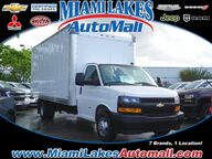 2018 Chevrolet Express 3500 177 in Wb Cutaway Miami Lakes FL
