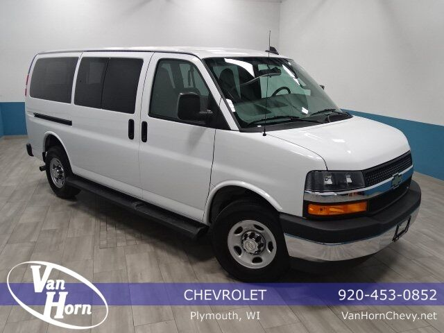2018 Chevrolet Express 3500 LT Plymouth WI