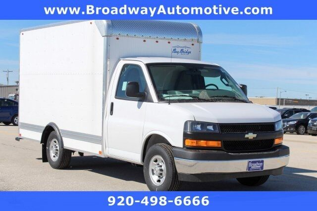 2018 Chevrolet Express 3500 Work Van Green Bay WI