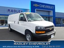 2018_Chevrolet_Express Cargo_2500_ Northern VA DC