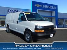 2018_Chevrolet_Express Cargo_3500_ Northern VA DC