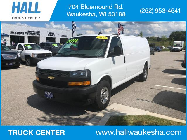 2018 Chevrolet Express Cargo 4.3L 2500 Extended Waukesha WI