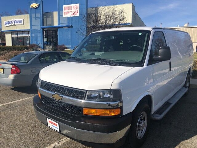 2018 Chevrolet Express Cargo Van  Hackettstown NJ