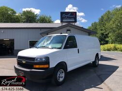 2018_Chevrolet_Express Cargo Van__ Middlebury IN
