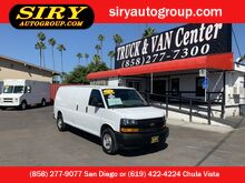 2018_Chevrolet_Express Cargo Van_2500_ San Diego CA