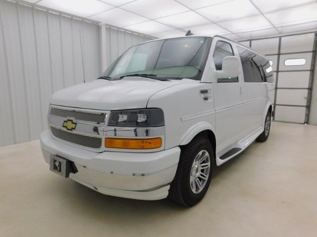 2018 Chevrolet Express Cargo Van EXPLORER CONVERSION VAN Manhattan KS