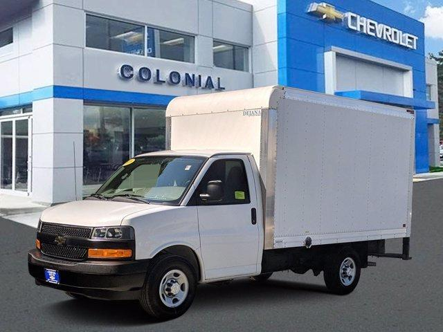 2018 Chevrolet Express Cutaway Commercial 3500 Van 139 North Dartmouth MA