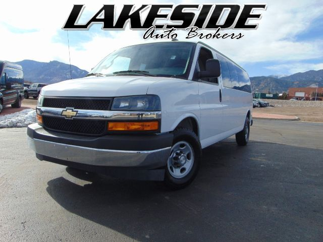 2018 Chevrolet Express LT 3500 Extended Colorado Springs CO