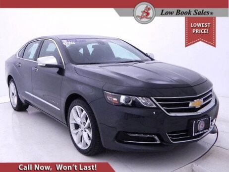 2018_Chevrolet_IMPALA_Premier_ Salt Lake City UT