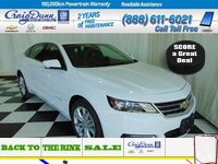 Chevrolet Impala * LT Sedan * Remote Vehicle Start * 2018