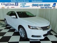 Chevrolet Impala * LT Sedan * Remote Vehicle Start * 2018